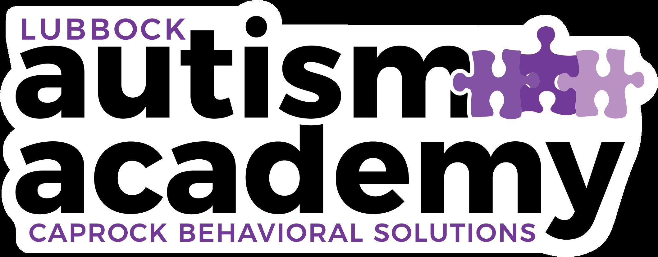 Lubbock Autism Academy logo